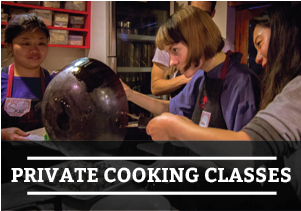 Private cooking classes
