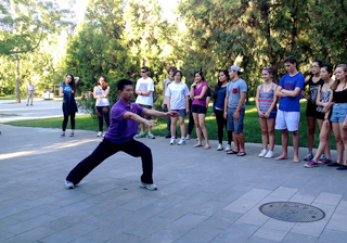 Martial-Arts