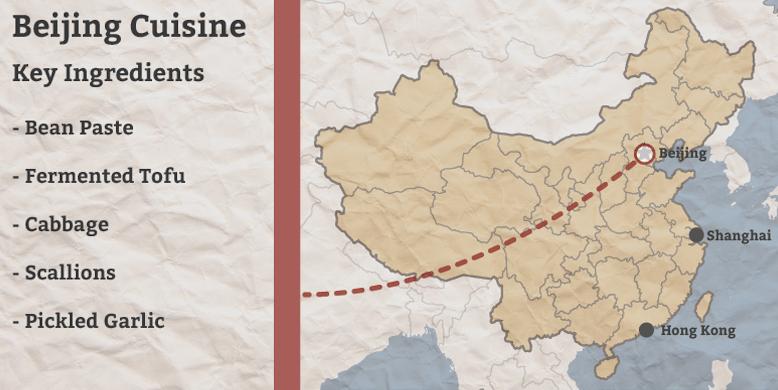 Beijing-Cuisine-Map