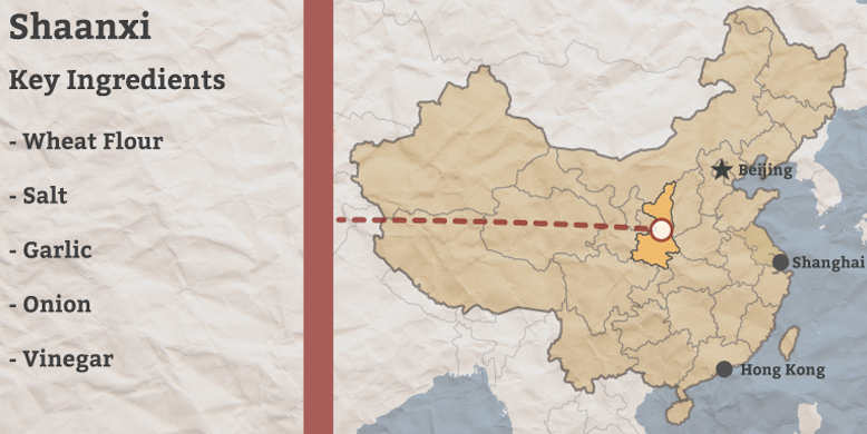 Shaanxi-Map