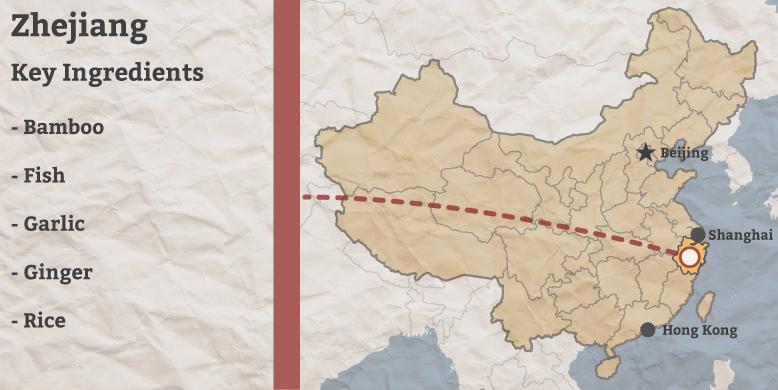 Zhejiang-Map