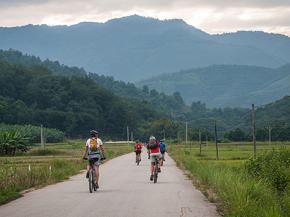 Yunnan-Bike-Journey