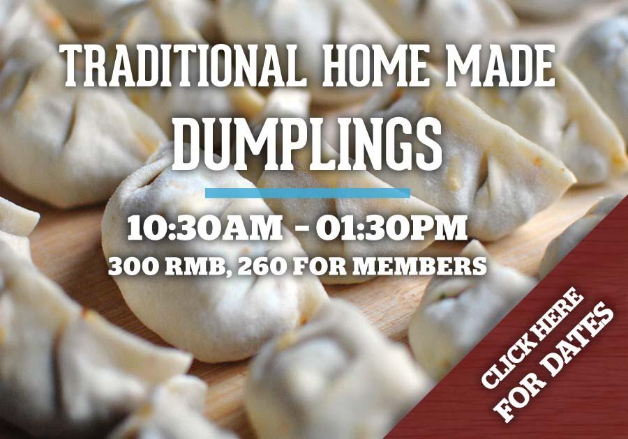 Dumplings-Flyer