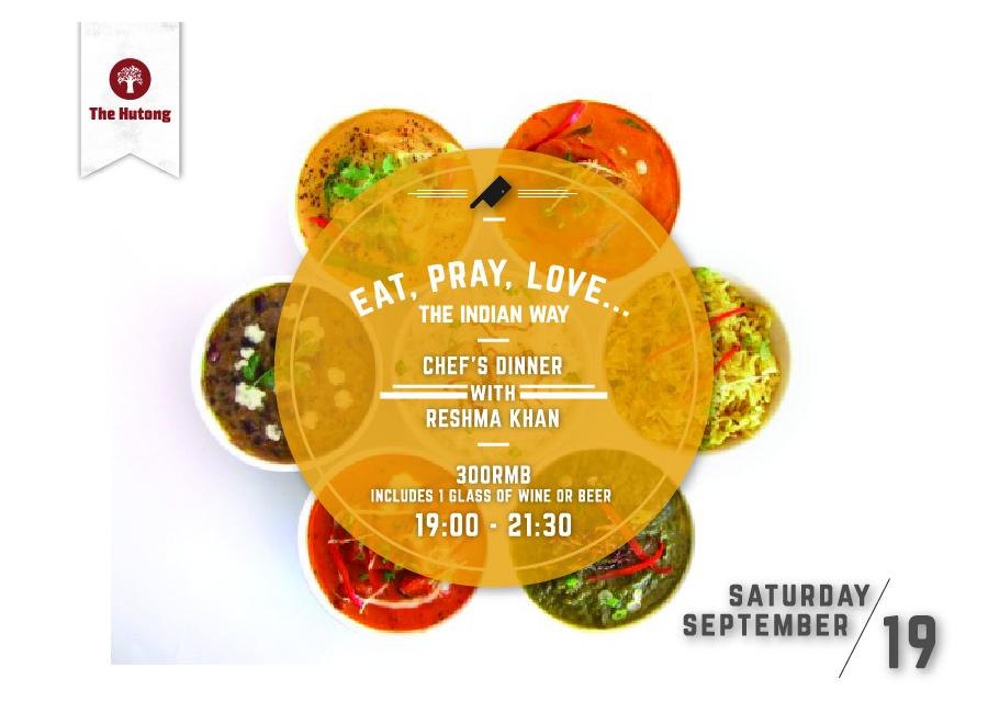 Hutong Events Sept Eat Pray