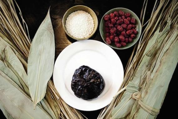 Zongzi-Ingredients