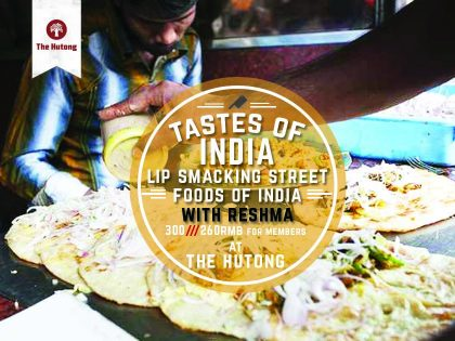 Tastes of India: Lip Smacking Street Foods of India