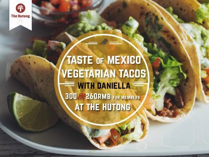Tastes of Mexico – Let's Taco About It