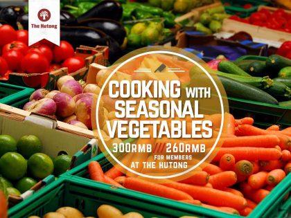 Cooking with Seasonal Vegetables
