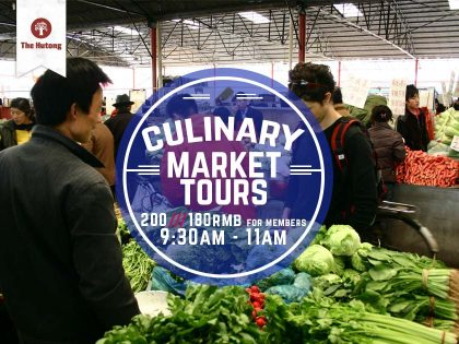 Culinary Market Tours