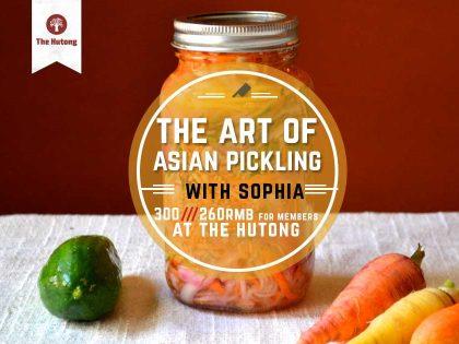 Taste of Asia – The Art of Asian Pickling