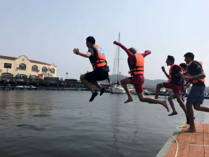 Dalian Coastal Challenge Week