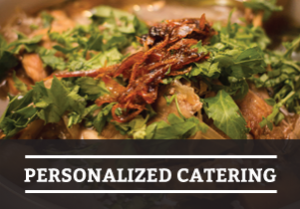 Personalized-catering