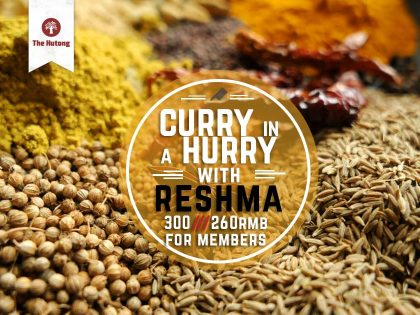 Tastes of India – Three Curry In Hurry