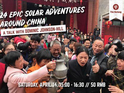 24 Epic Solar Adventures Around China