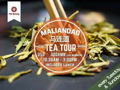 Maliandao Tea Tour