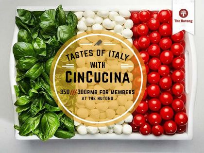 Tastes of Italy with CinCucina