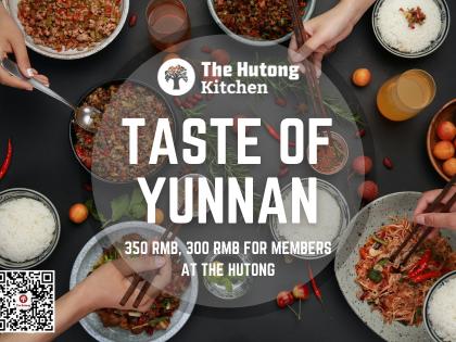 Taste of Yunnan A