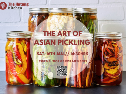 Taste of Asia – The Art of Asian Pickling