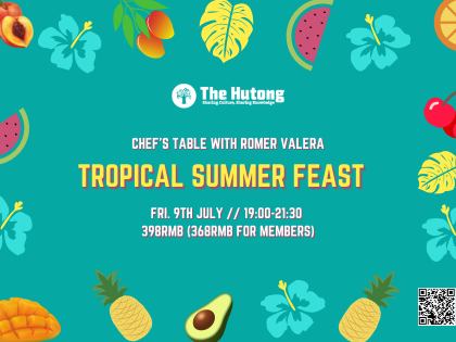 Tropical Summer Feast