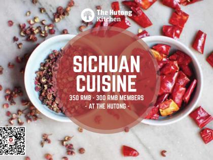Tastes of Sichuan B